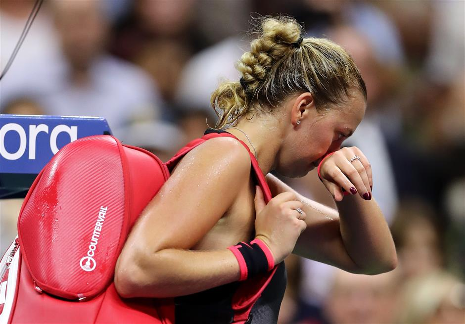 Kvitova out of Open but back on the big stage