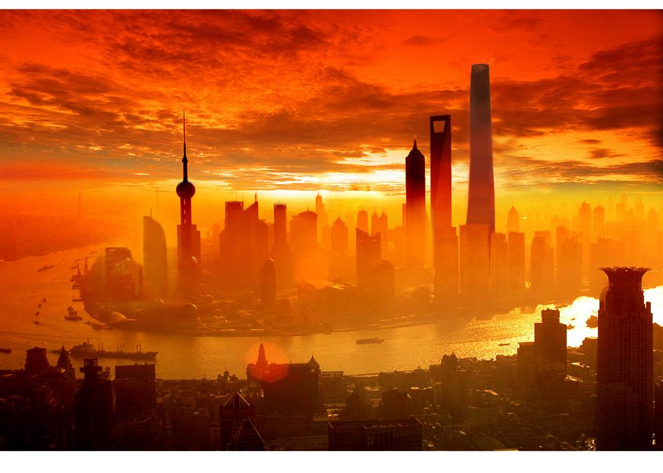 Shanghai bets on eco-friendly city