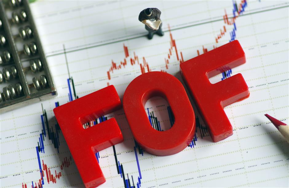 Six public fund companies get approvalfor FOF