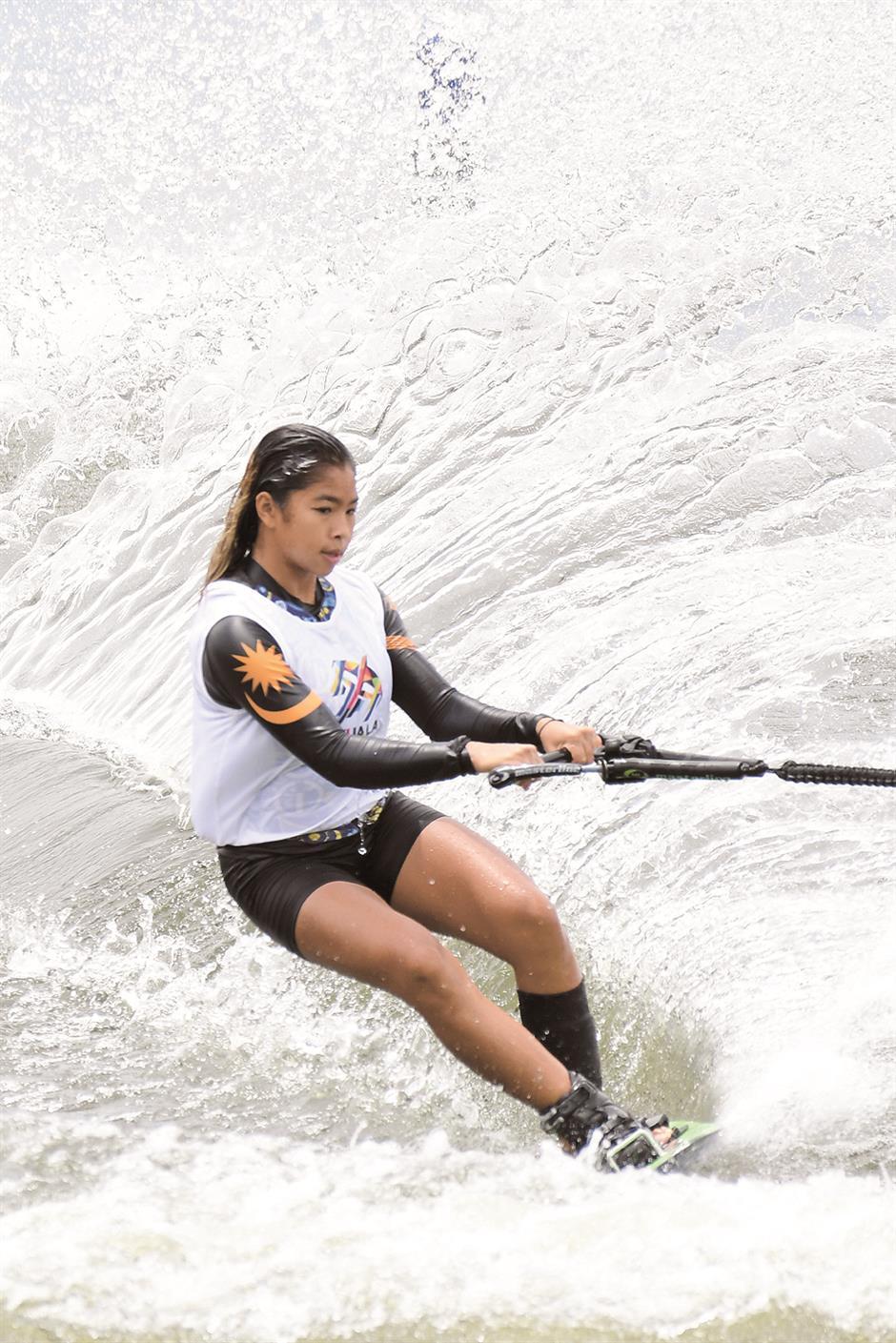 Southeast Asian Games a family affair