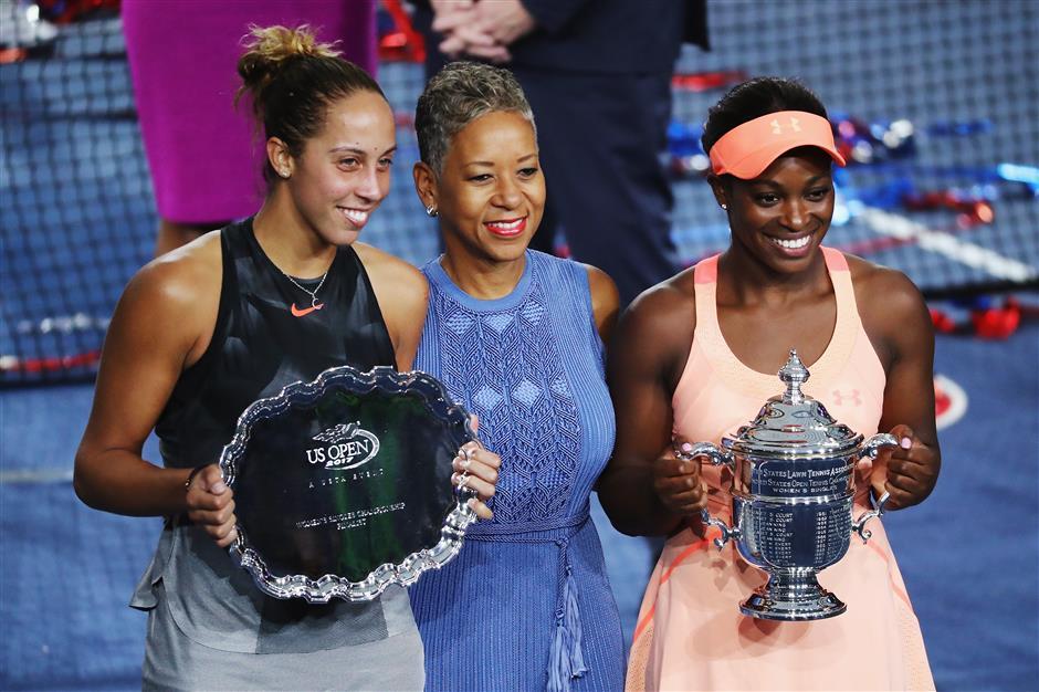 American tennis big winner at US Open