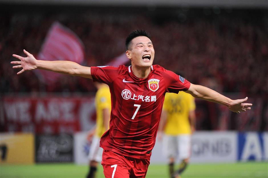 Evergrande faces historic challenge against SIPG in ACL