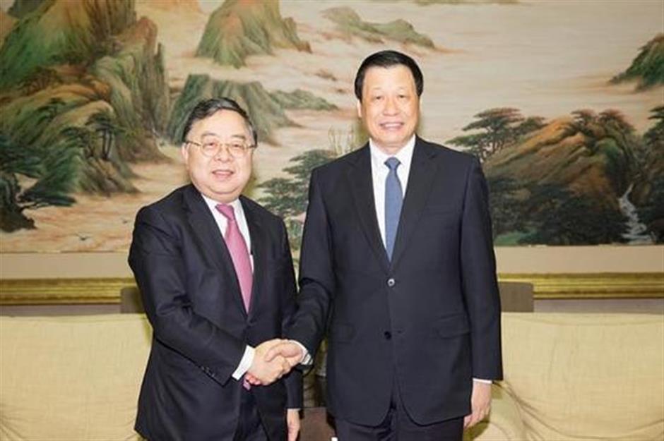 Leading HK developer expresses faith in Shanghai