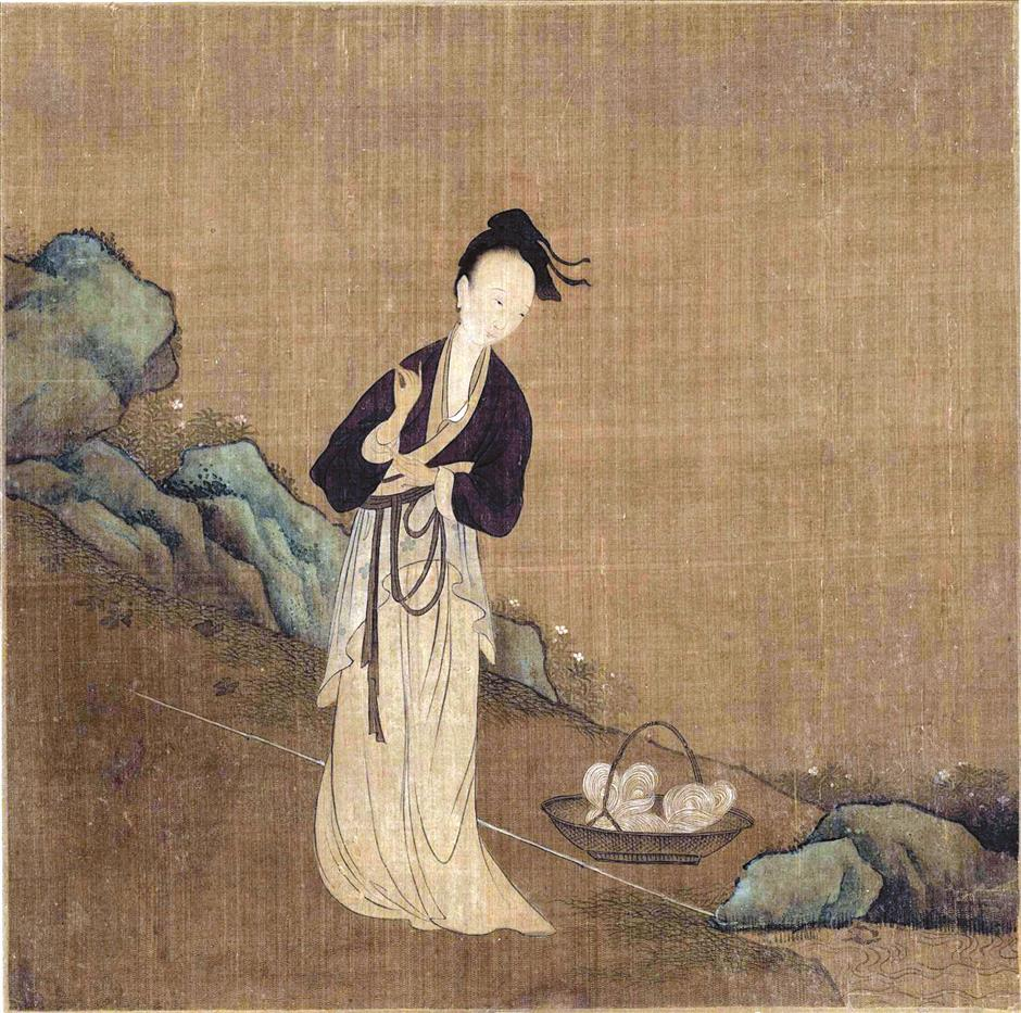 Xi Shi, the Fairest Beauty of Ancient China