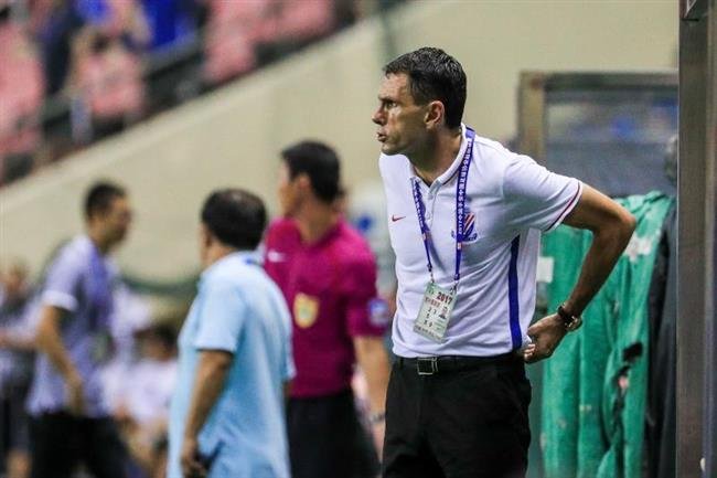 Wu named Shenhua coach as Poyet resigns