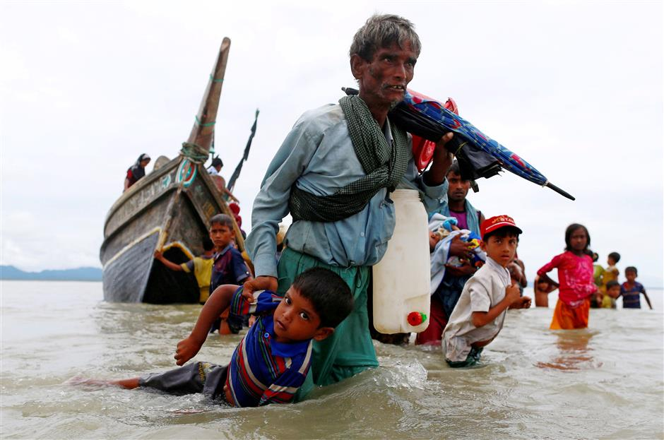 UN says Myanmar violence is textbook ethnic cleansing