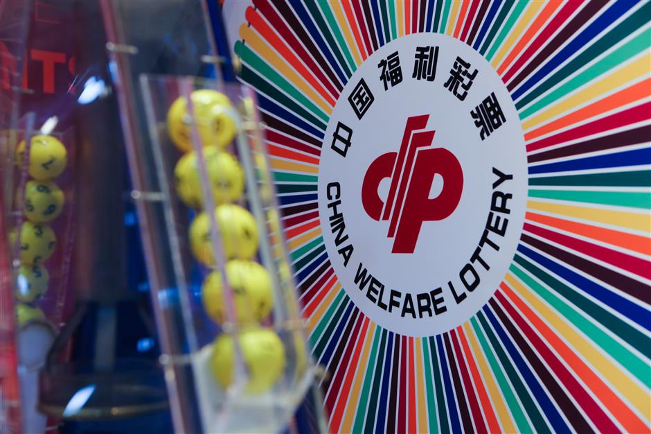 Buyer wins the lottery jackpot — and 2nd prize too