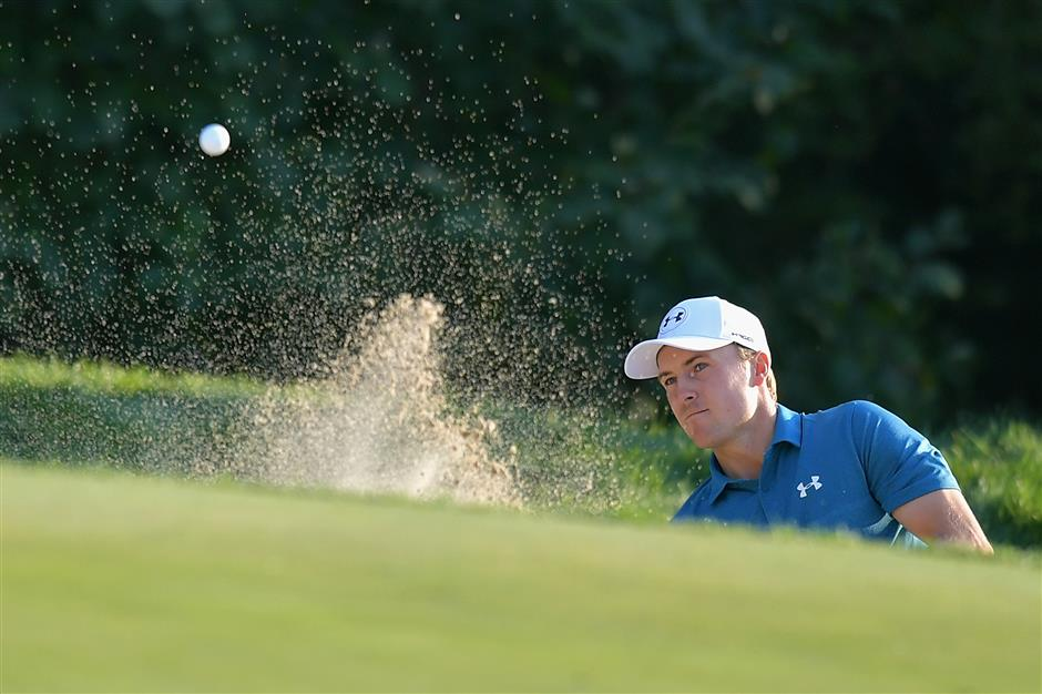 Spieth leading FedEx Cup by giving himself chances