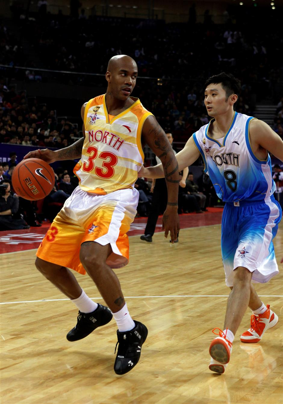 Marbury hopes to finish off career back in NBA