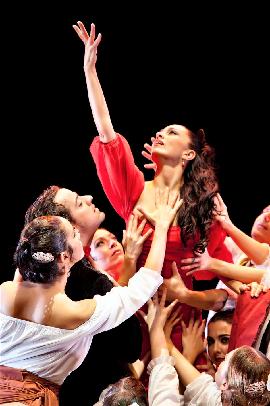'Carmen' retold in flamenco