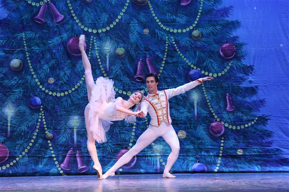World-famous Russian State Ballet presents new version of 'The Nutcracker'