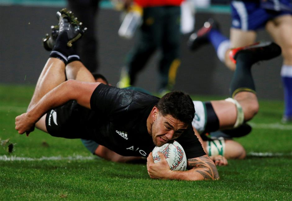 Unrelenting All Blacks sound warning with emphatic victory