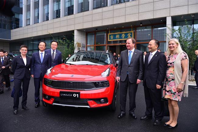 Chinese carmakers eying overseas to boost market share
