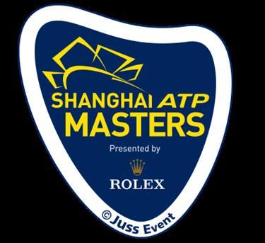 New logo for Shanghai Rolex Masters tennis tournament
