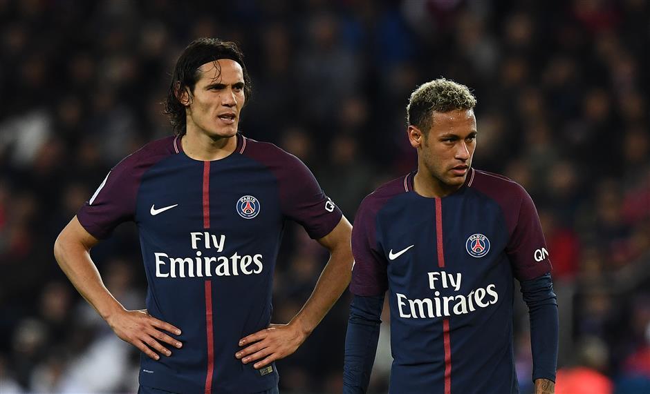 PSG wins again but tensions simmer between Neymar, Cavani