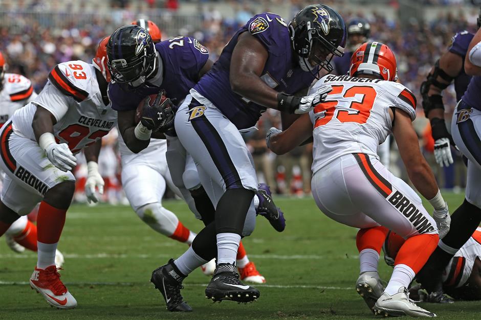Rampant Ravens intend to keep winning during first trip to London
