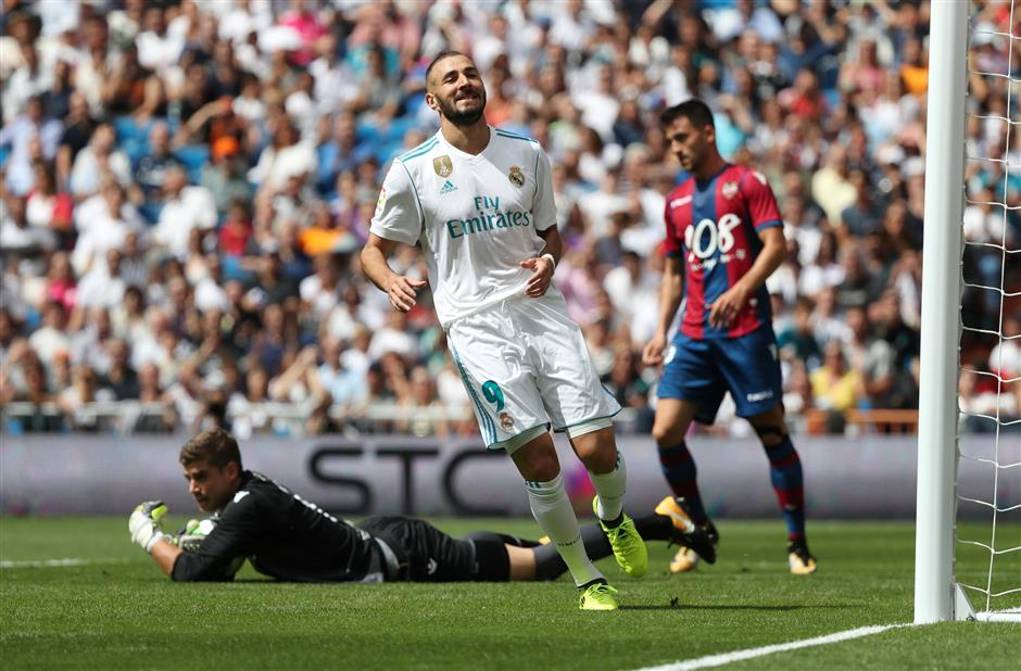 Reports: Benzema's new Real deal has US$1b buyout clause