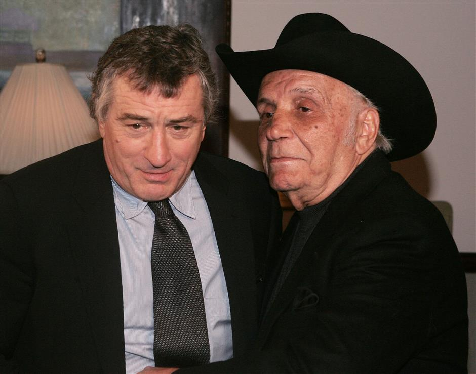 'Raging Bull' boxer Jake LaMotta dead at 95
