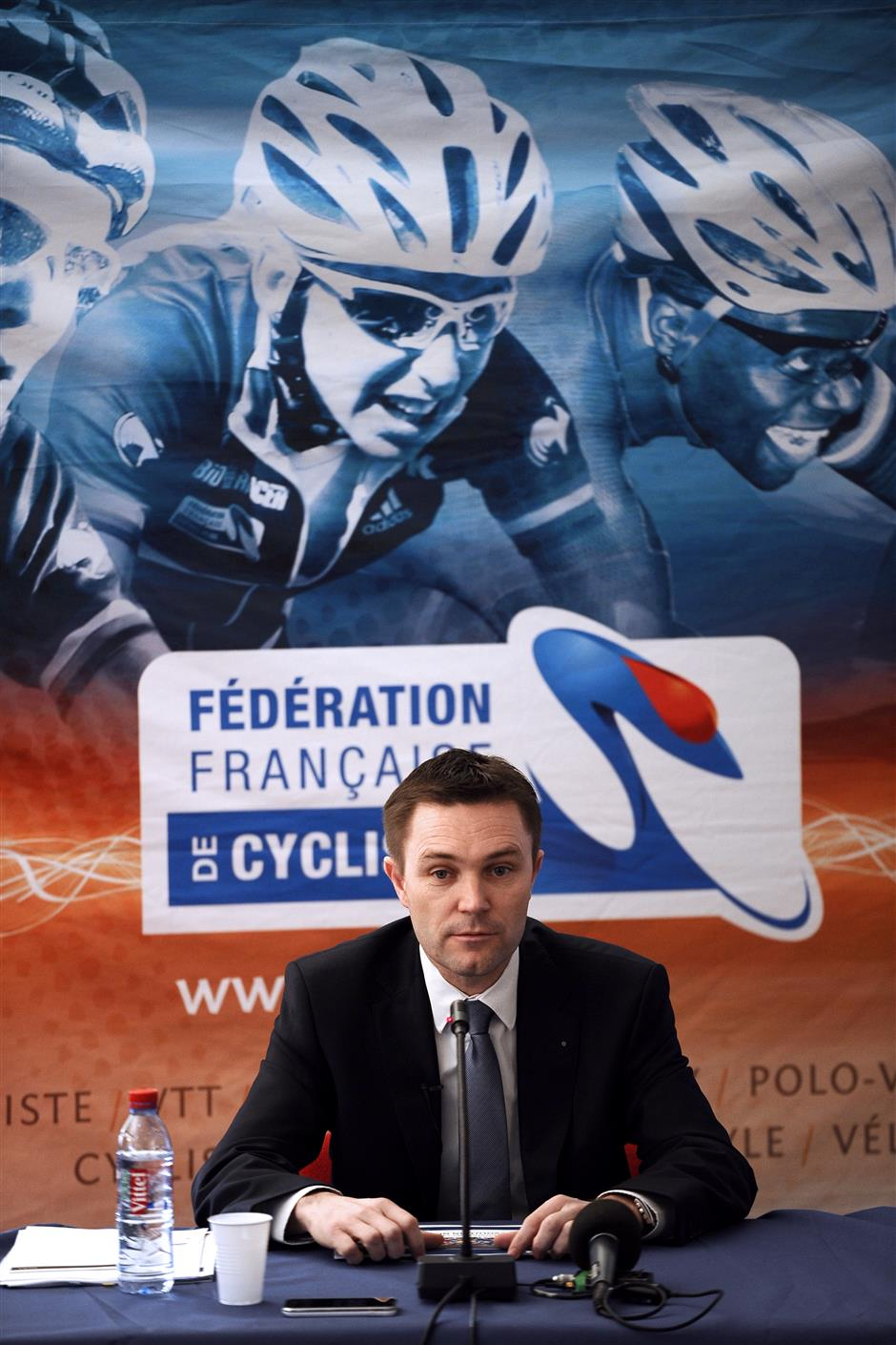 Lappartient unseats Cookson as cycling chief
