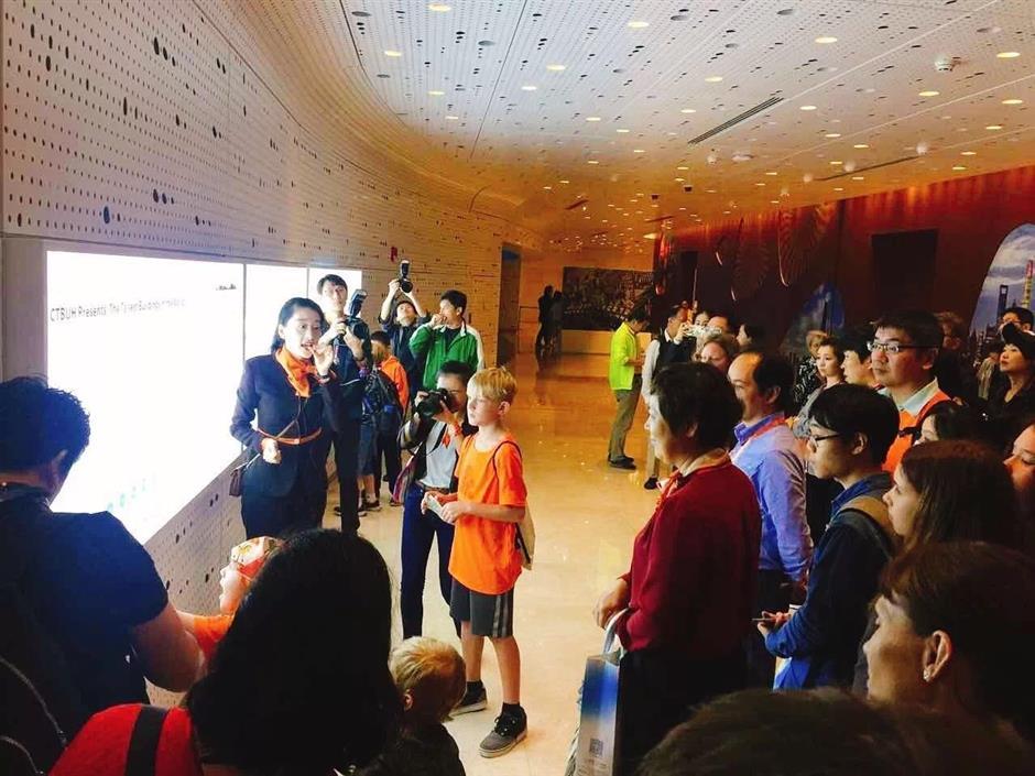 Exclusive tour for expatriates in Shanghai