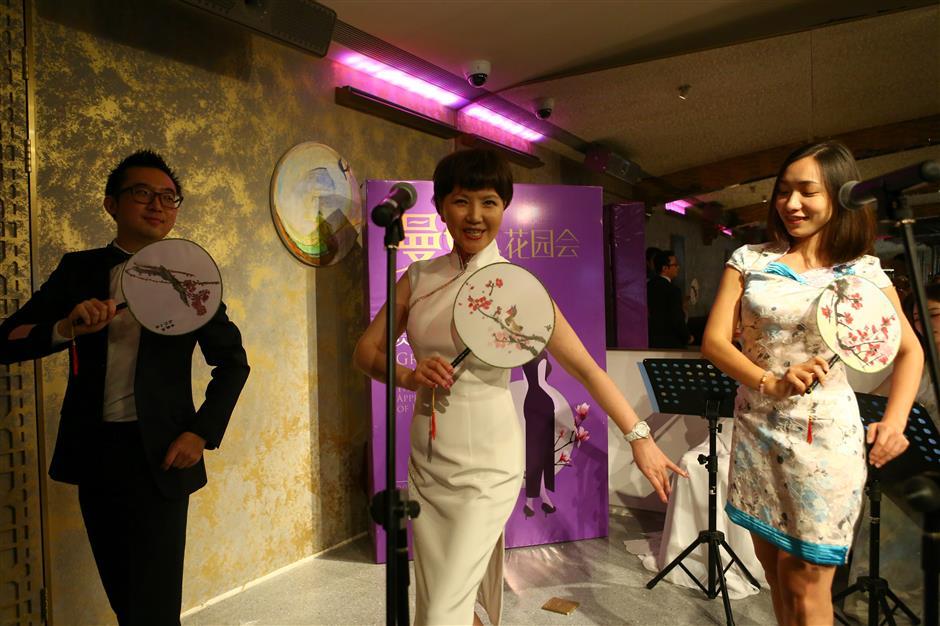 Shanghai's own opera on display