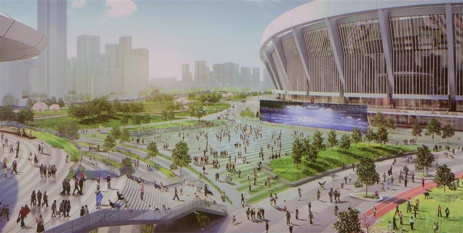 City's largest sports park will be'a world-class complex'