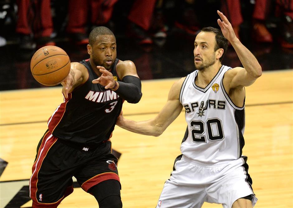 Wade, Bulls to part ways, says report