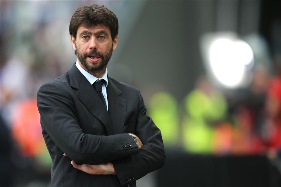 Juve president banned for a year over illegal ticket sales
