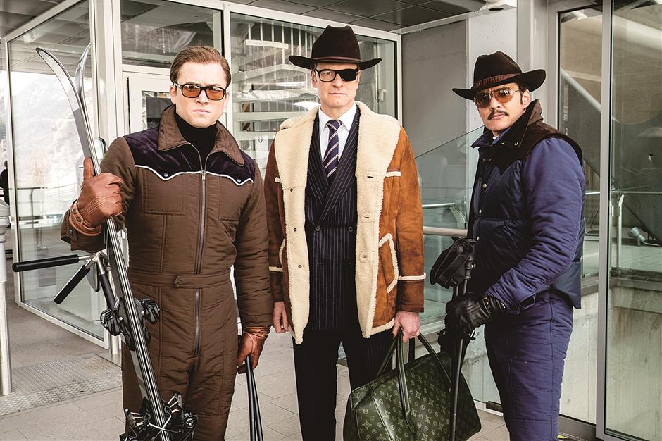Kingsman suffers from sequel-itis