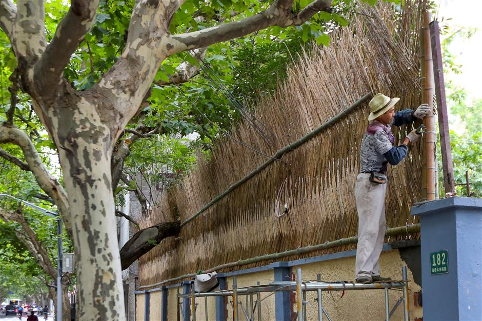 Major renovation project underway in historic community