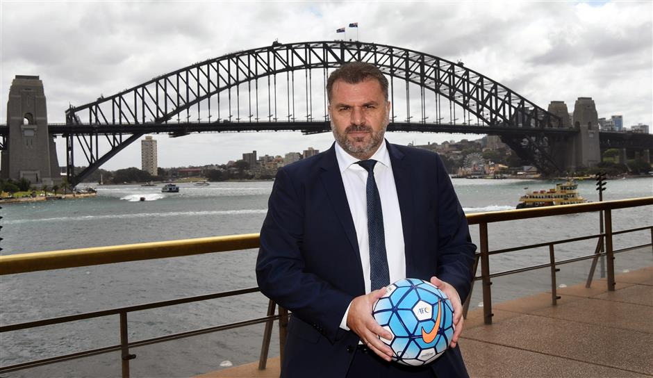 'Frontiersman' Postecoglou to stay the course