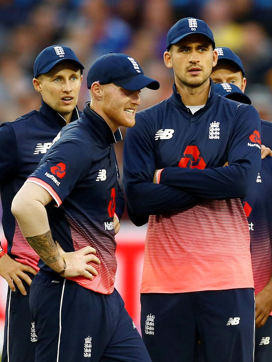 England suspends Stokes, Hales after nightclub incident