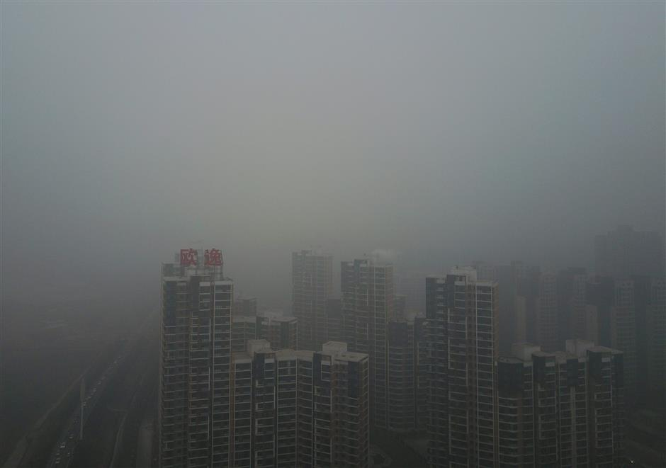 Hebei, Tianjin move to curb air pollution