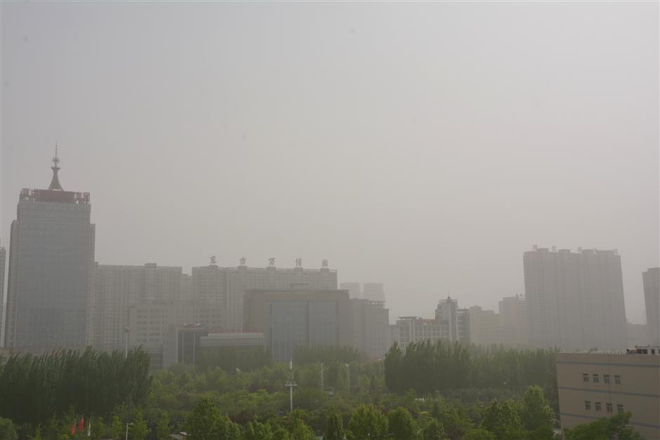 Hebei launches campaign targeting pollution-related crime