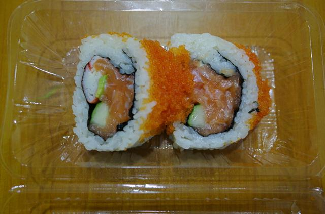 Not all California rolls are created equal