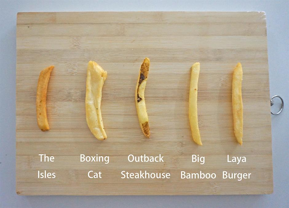 The French Fry Report