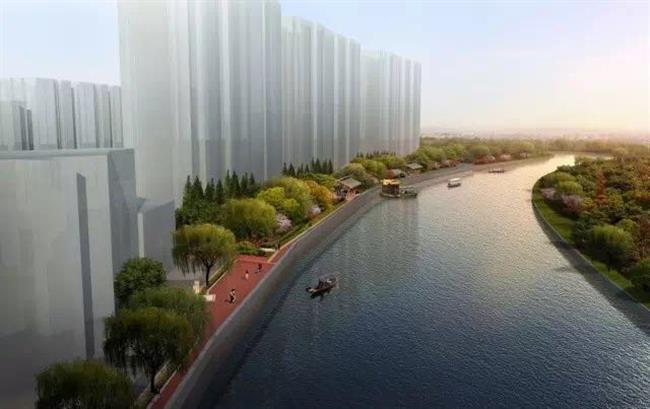Transforming Suzhou Creek