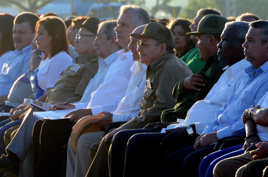 Cuba marks 50th anniversary of Che Guevara's death