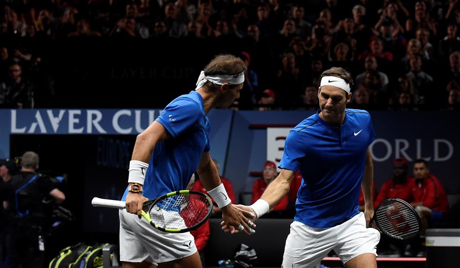 Fans in for a treat as 'Fedal' vies for top rank