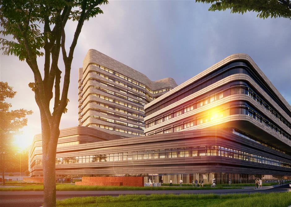 Shanghai welcomes new international hospital