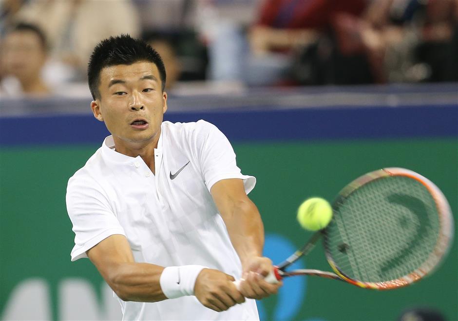 Wu raises home hopes with shock Chardy win