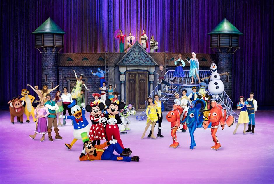 Dare to dream when 'Disney On Ice' skates into town