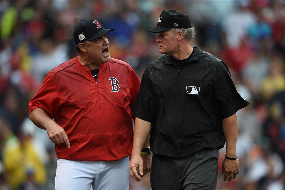 Red Sox fire manager Farrell after 2nd straight ALDS defeat