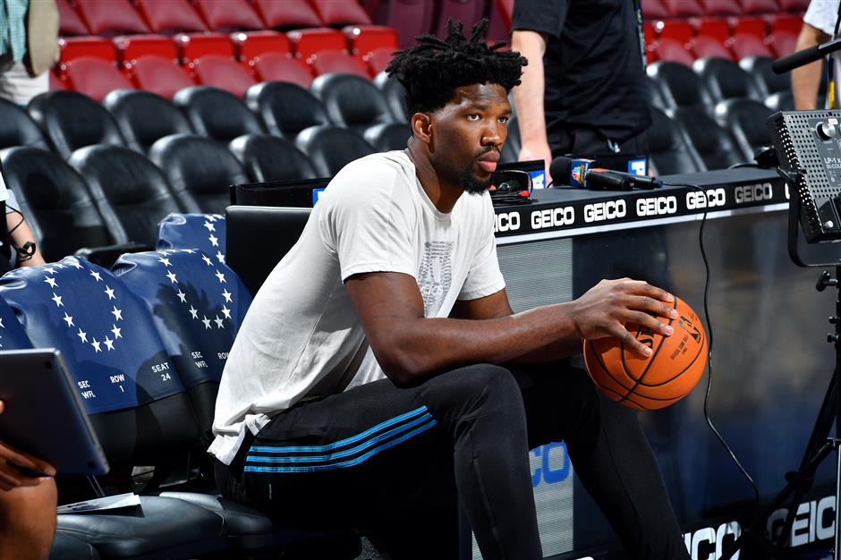 Embiid seals reported US$148m 76ers deal