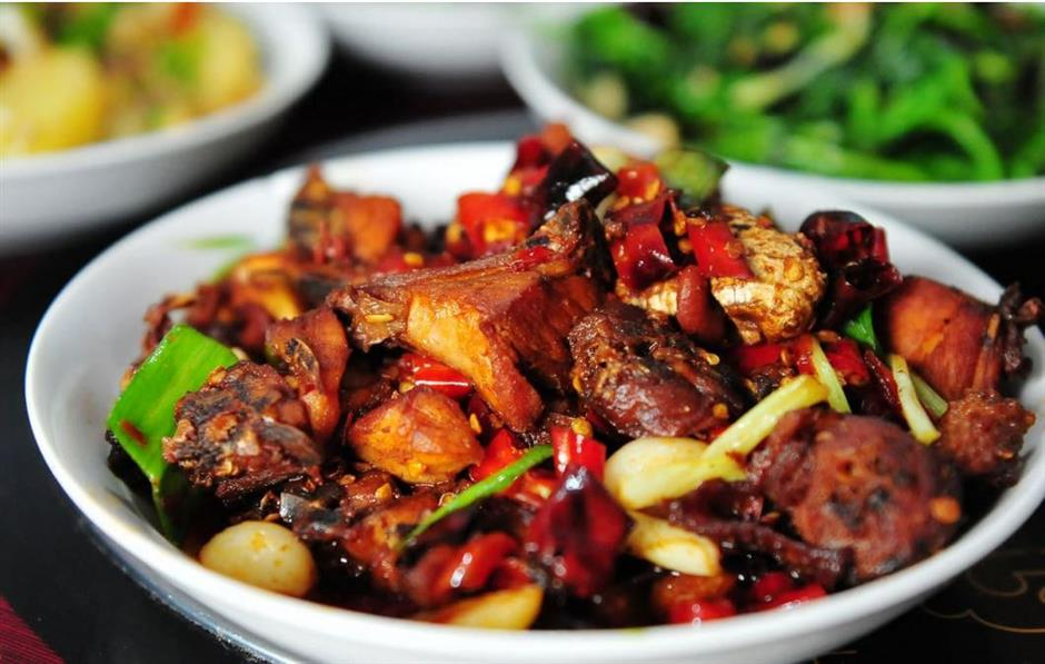 Sichuan chili adds spice of life to regional cuisines