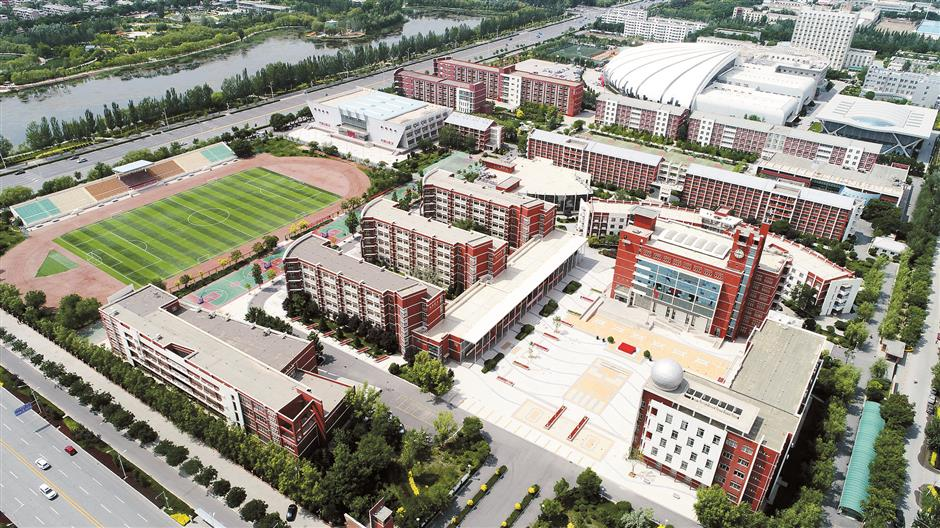 Building Dreams in rural ningxia