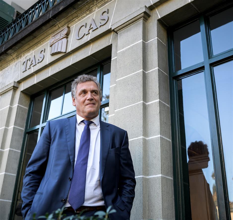 World Cup bribery case opened against PSG president, Valcke
