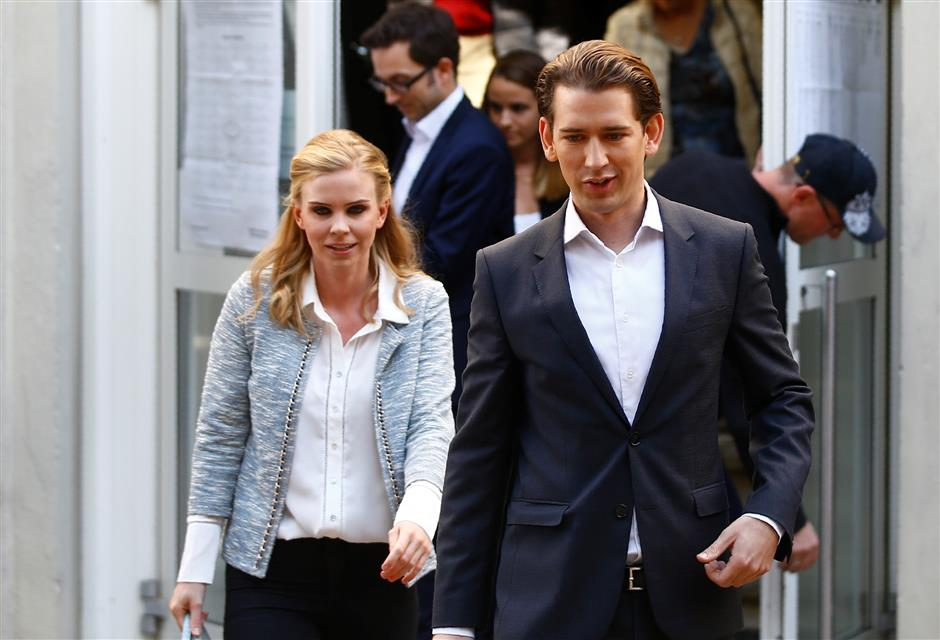 Austria's political 'whizz-kid' set to become Europe's youngest leader