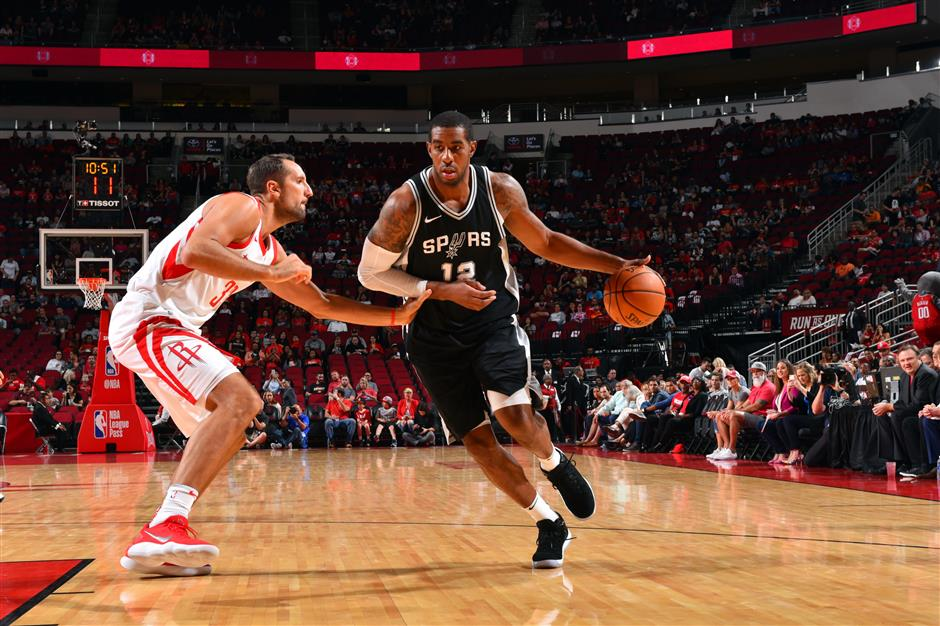 Spurs, Aldridge reportedly agree on extension