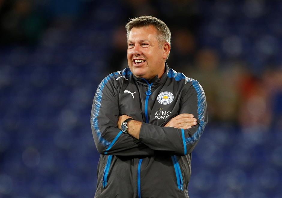 Reports: Leicester sacks manager Shakespeare